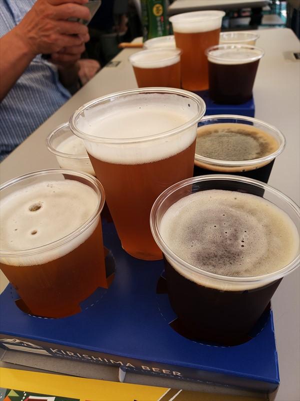 けやきひろばビール
