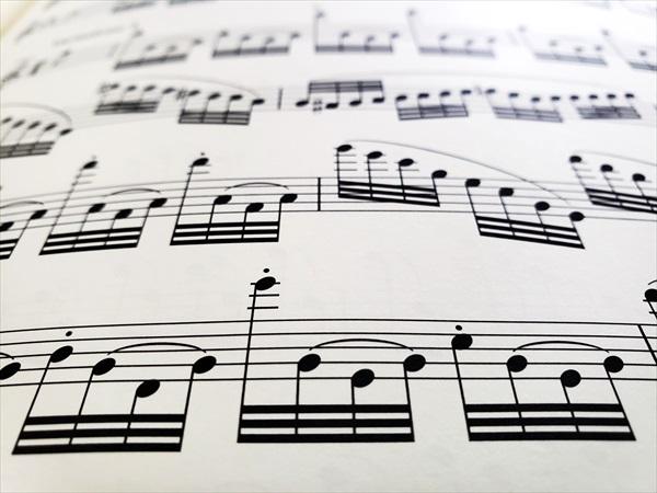レッスン楽譜