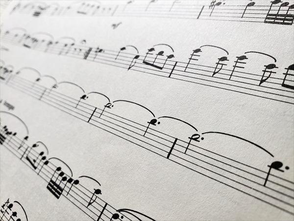 ベルリオーズ楽譜