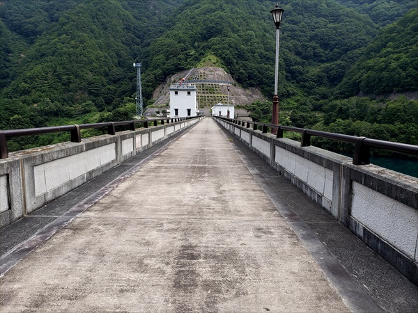 豊岡ダムツアー