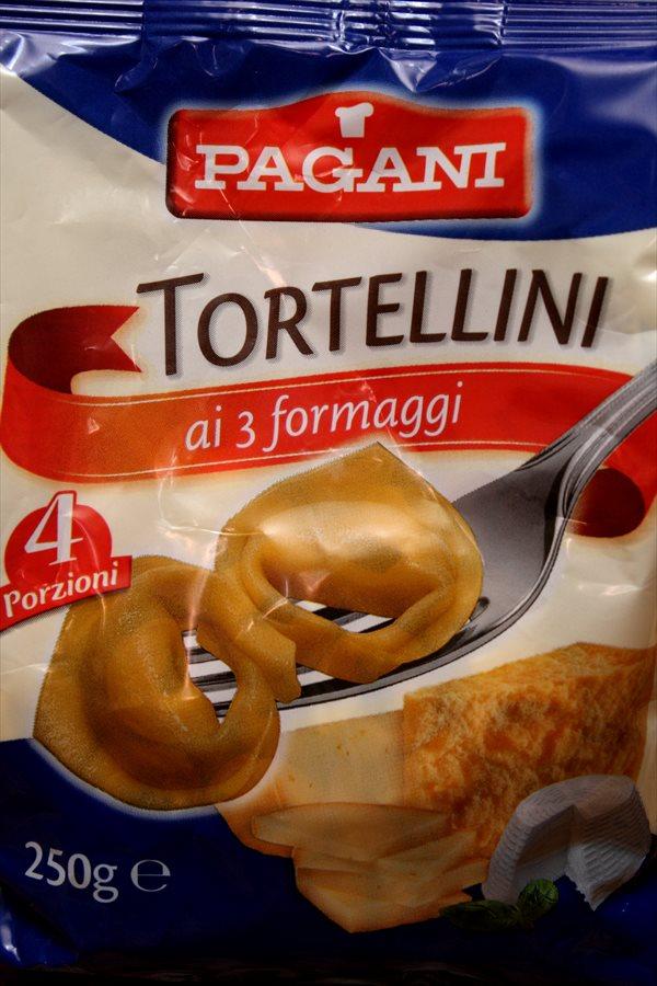 アーティチョークのトルテリーニ