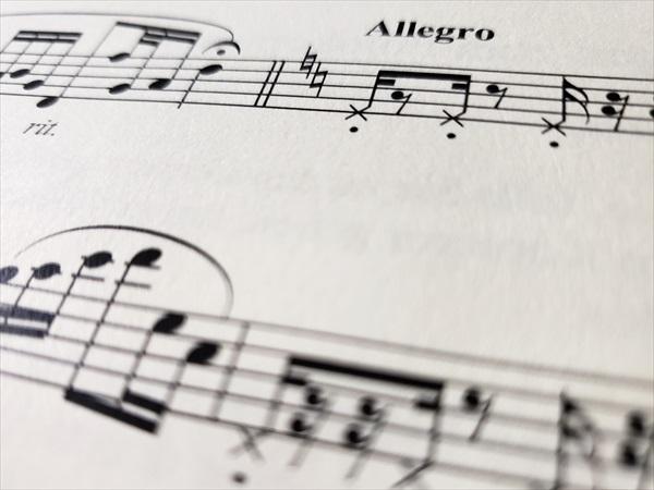 プチハール楽譜