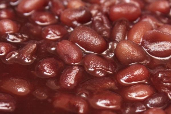 大納言小豆煮豆