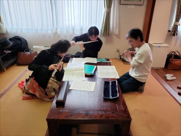 クライス吹き初め会Vol.10