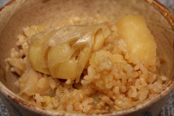 夕食にお豆腐