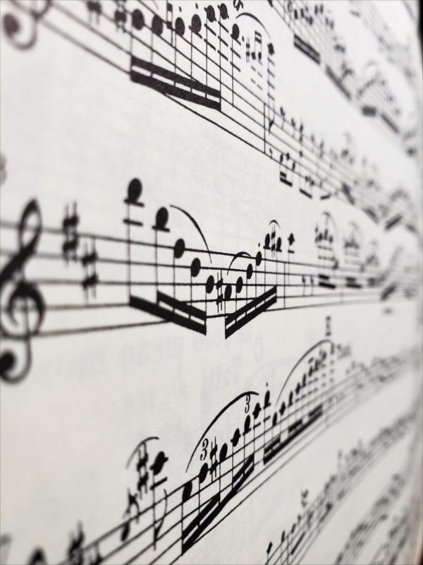 ライネッケ楽譜
