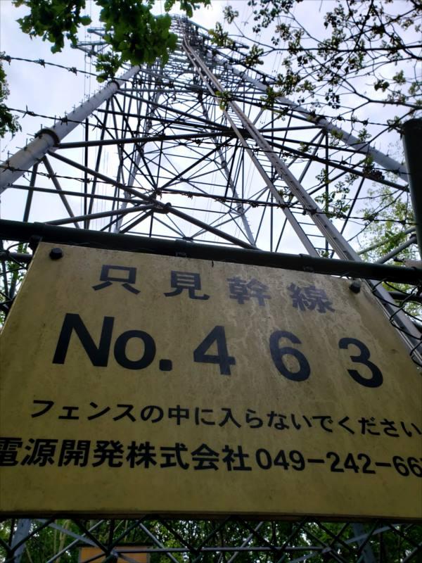 只見幹線No.463
