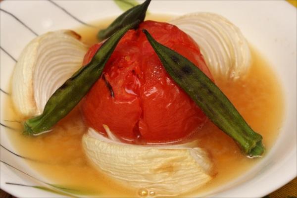 イタリアンなご飯とお味噌汁
