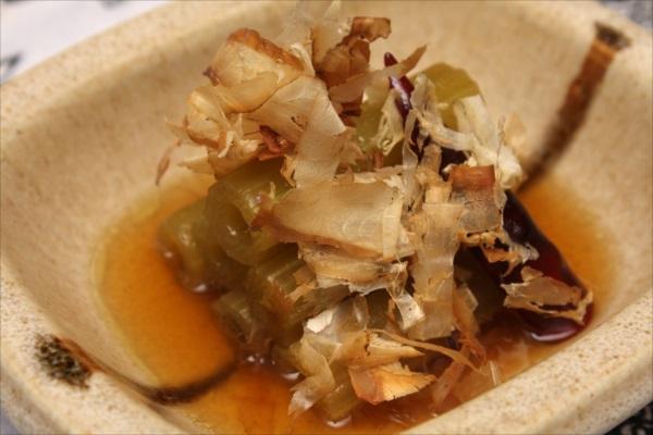 蕗の炒め煮