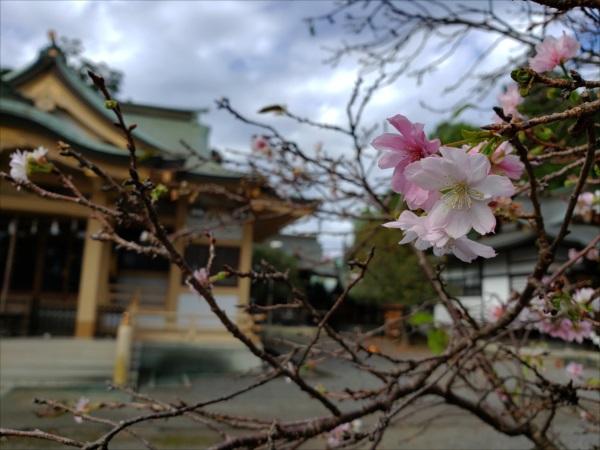 青梅新町御嵩神社