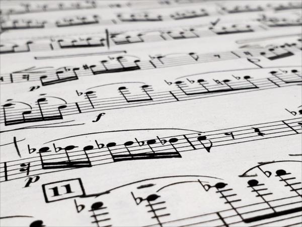 イベール楽譜