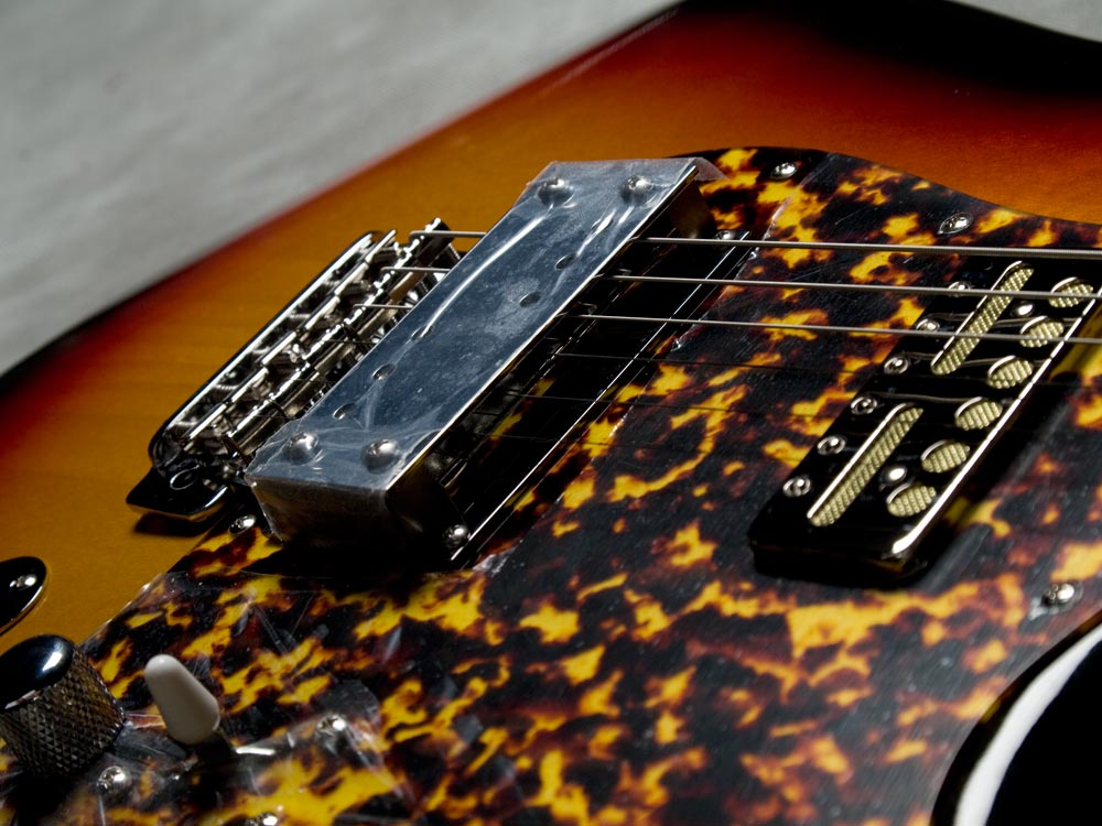 K.Nyui Custom guitars