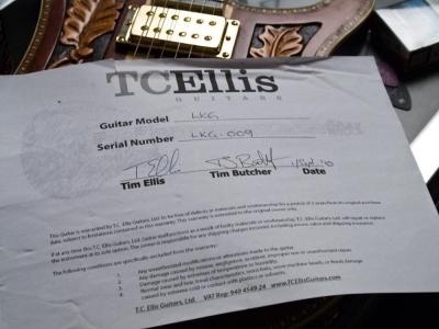 Motorhead レミー キルミスター TC Ellis Guitars 宮地楽器 Rickenbacker 4004 フィル キャンベル ジャック ダニエル