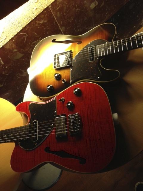 K.Nyui Custom Guitars 宮地楽器