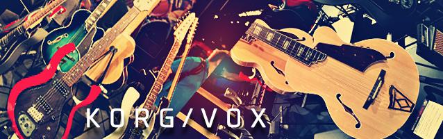 KORG/VOX