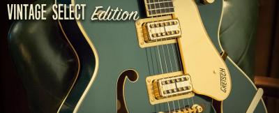 "Gretsch 2016 New ラインナップ その1 ""Vintage Select Edition"""