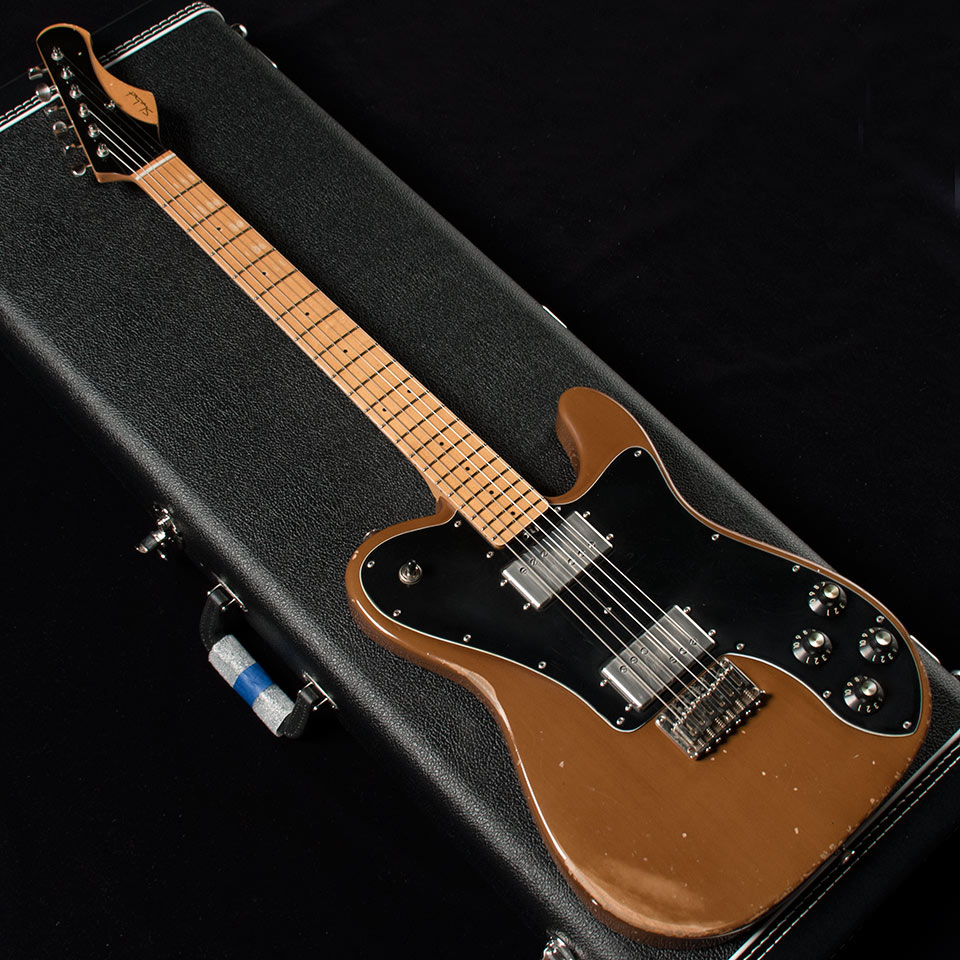 Shabat Guitars New Model