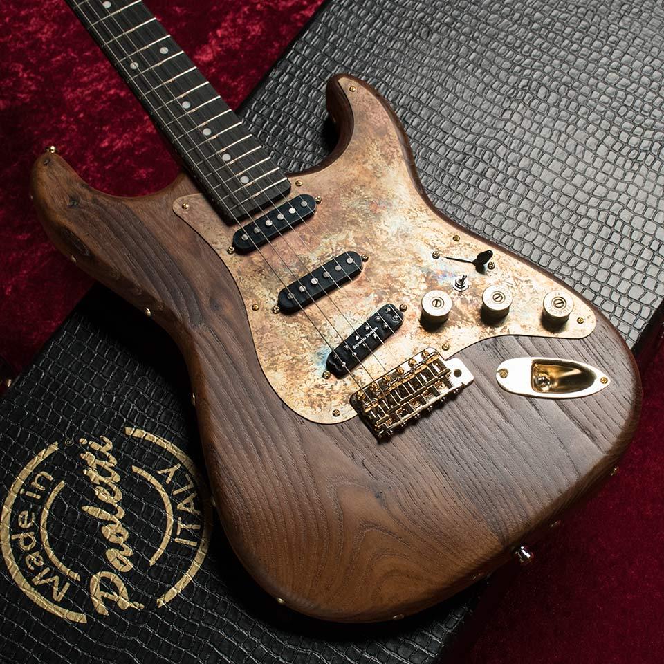 Paoletti Guitars(パオレッティー・ギターズ)から当店オーダー品とニューモデルが入荷!!