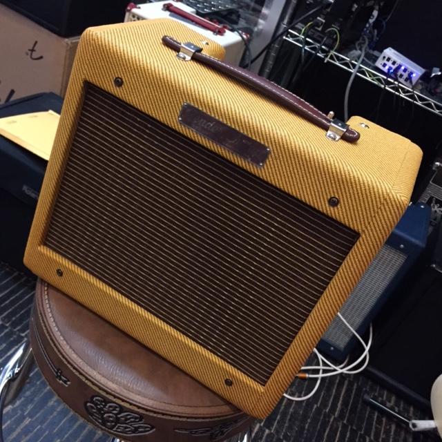 Fender '57 Custom Champ / 歴史的名器 57 チャンプがリニューアルされて復活!!