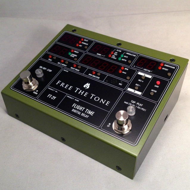 Free The Tone/FLIGHT TIME FT-2Y