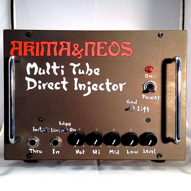 AKIMA&NEOS Multi Tube Direct Injector