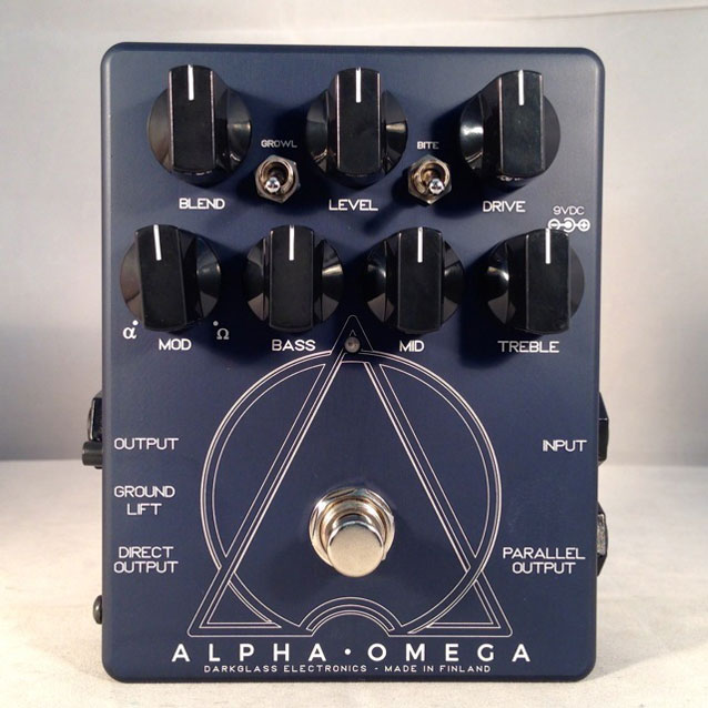Darkglass Electronics Alpha Omega ダークグラス
