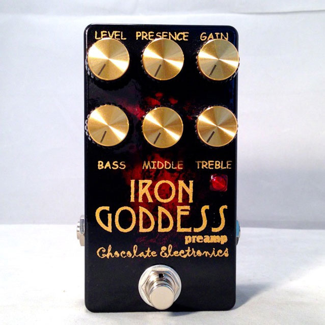 Chocolate Electronics IRON GODDESS