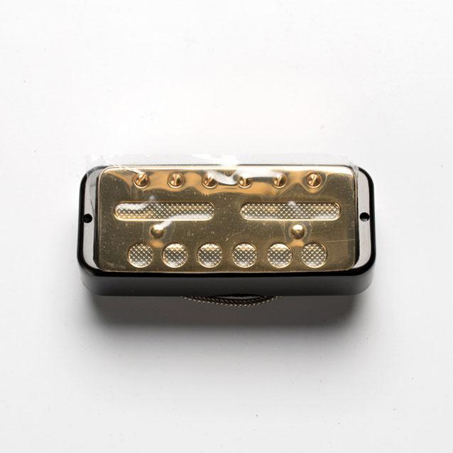 LOLLAR PICKUPS/Gold Foil P-90 SoapBar Mount Gold Cover Neck