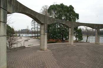 フレンチブルドッグ水元公園に行く