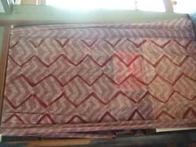 インドで染めた布4