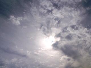 五月晴れの空