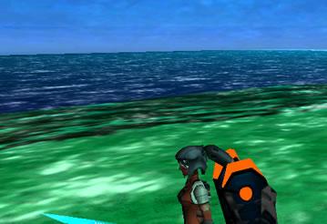 野ってか海だけど・・・