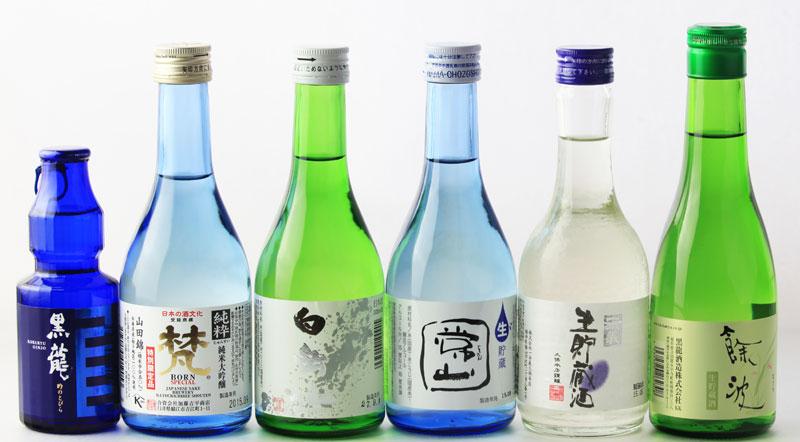 福井の地酒小瓶祭り