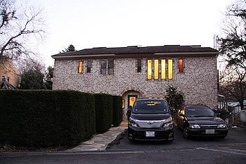 ホテル 別邸 石の家 本館
