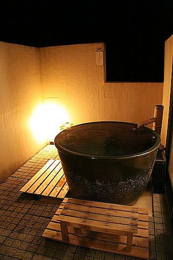 専用露天風呂