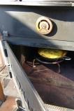 薪オーブンで焼けたのは・・・