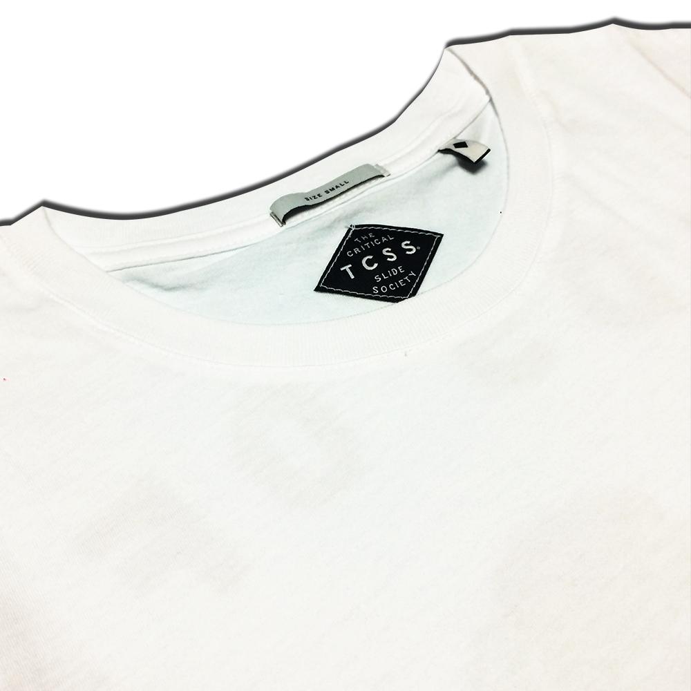 TCSS LIDS OFF TEE ティーシーエスエス メンズ Tシャツ ホワイト WHITE sft1616