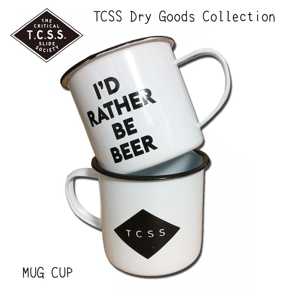 tcss ホーロー マグカップ