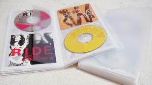 音楽CDファイル