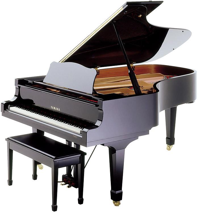 C7 grand piano