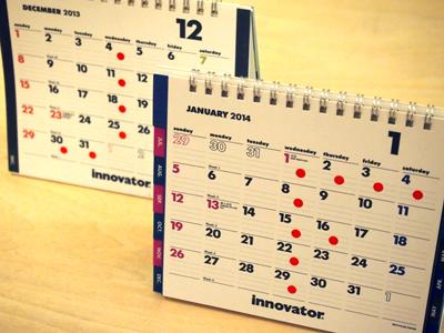 来年も「inovator」。