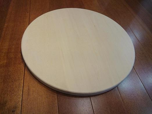 シナ+針葉樹テーブル