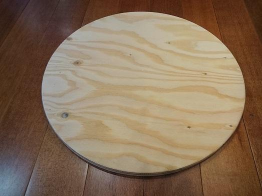 針葉樹テーブル
