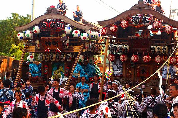小見川祇園祭