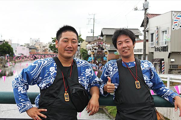 小見川祇園祭 仲町