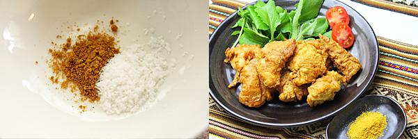 鶏ささみの天ぷら とり天 水郷どり 鶏天