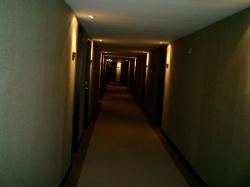 福君海悦大飯店 廊下