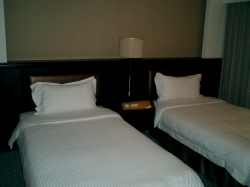 福君海悦大飯店 ベッド