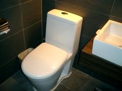 福君海悦大飯店 トイレ