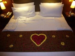 マハパラ ベッド